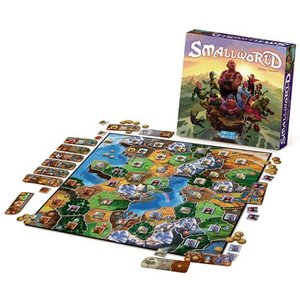 Days of Wonder Small World