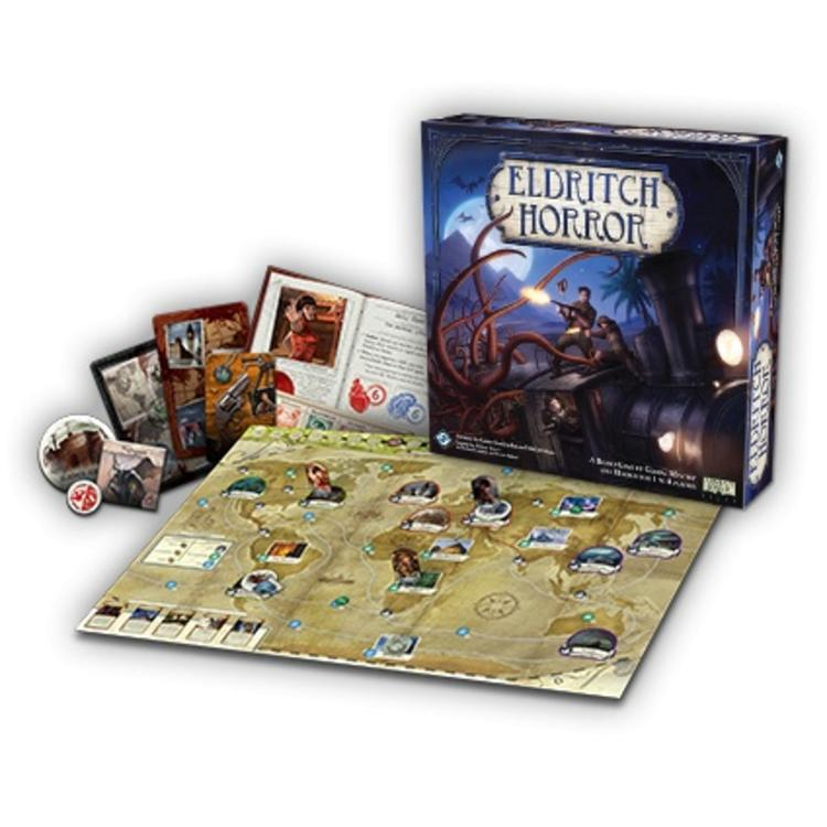 Fantasy Flight Games Eldritch Horror