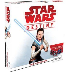 Fantasy Flight Games Star Wars Destiny Two Player Starter