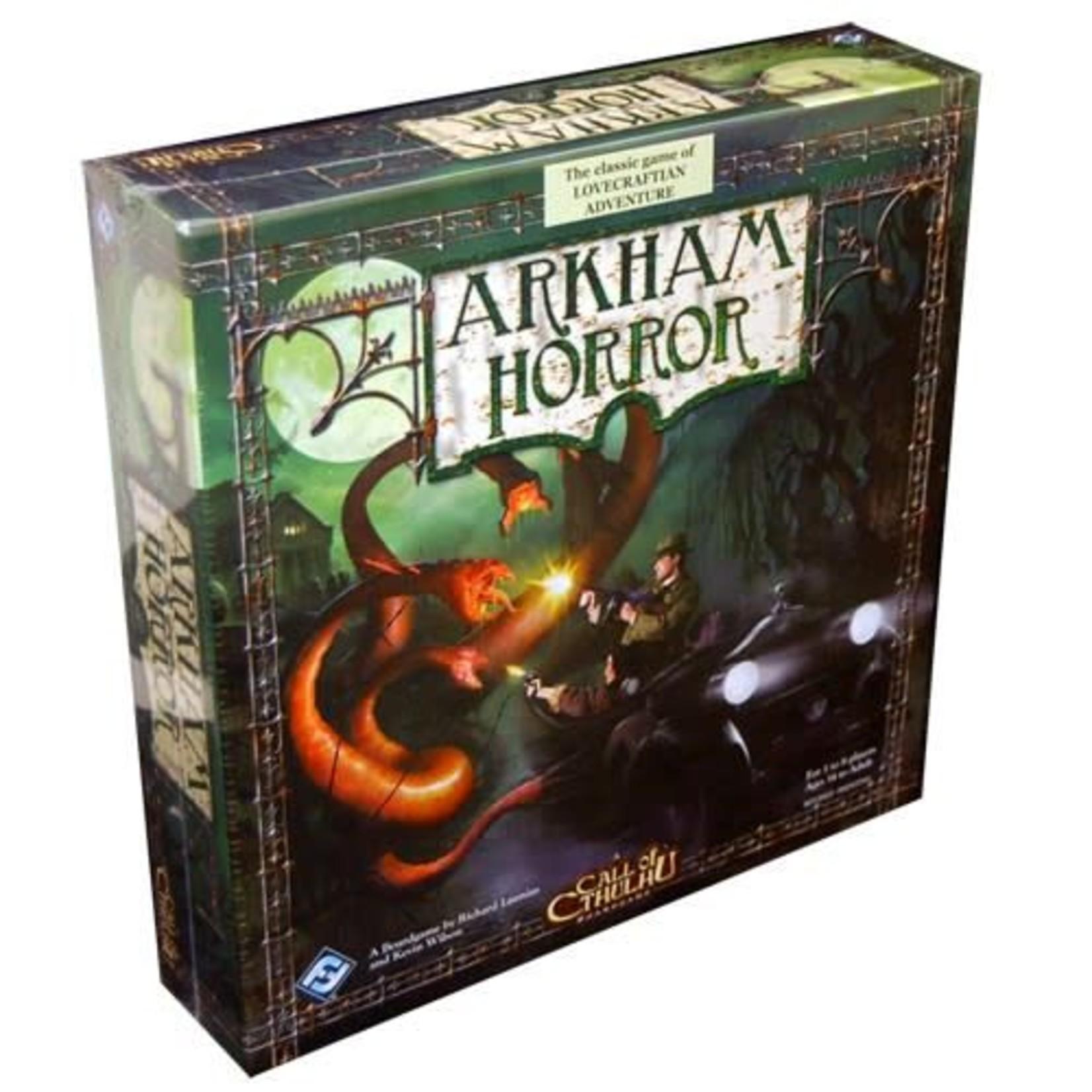 Fantasy Flight Games Arkham Horror (2nd Ed)