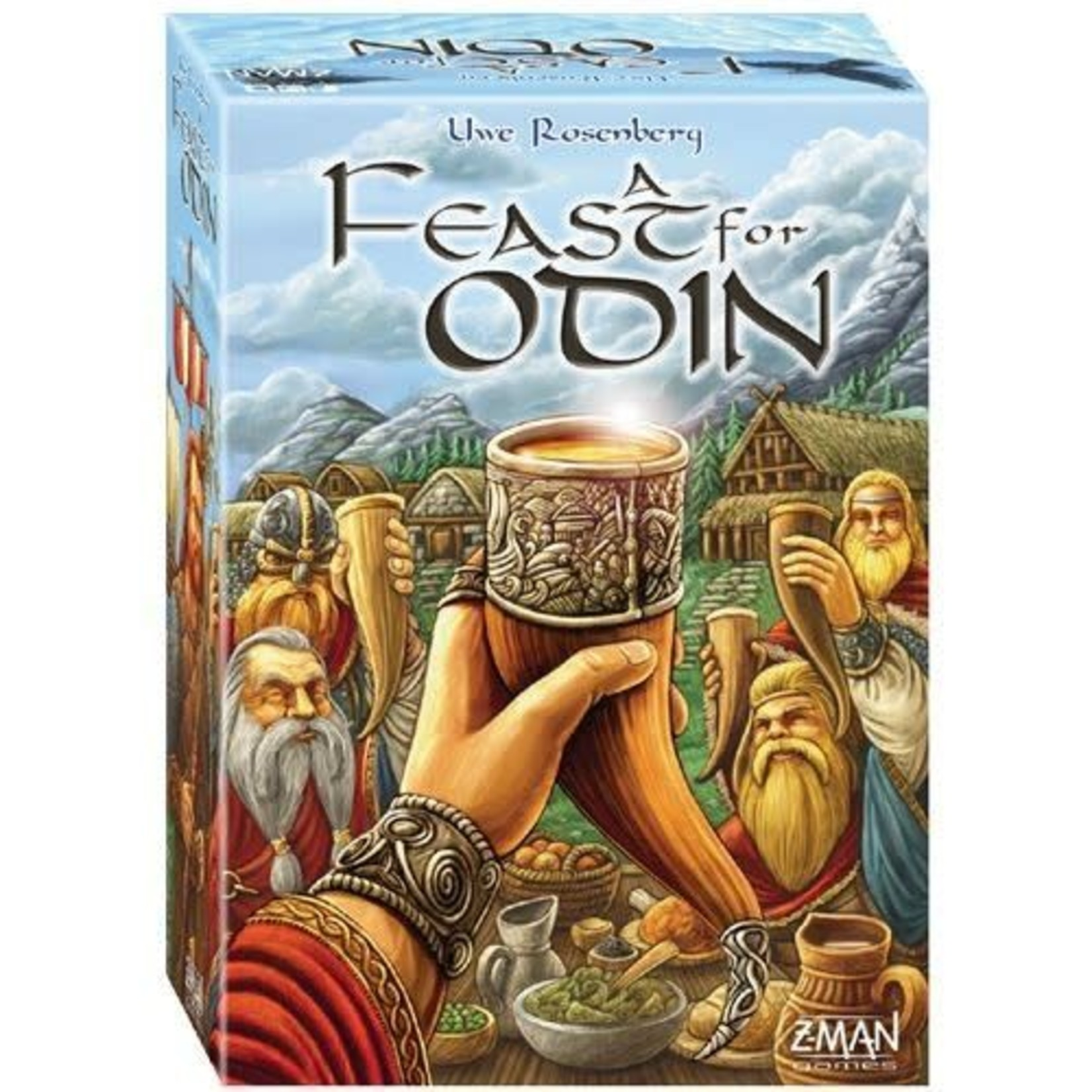 Z-Man A Feast for Odin