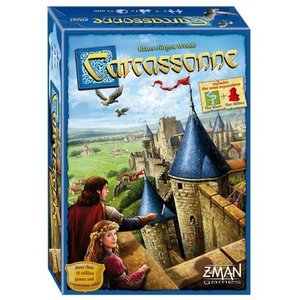 Z-Man Carcassonne - New Edition