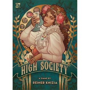 Osprey Games High Society