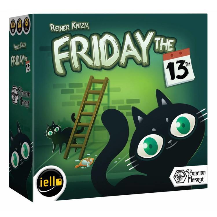 Iello Friday the 13th