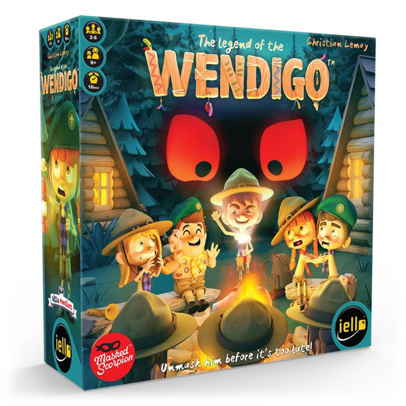 Iello Legend of the Wendigo