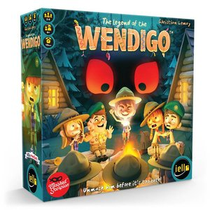 Iello Legend of the Wendigo