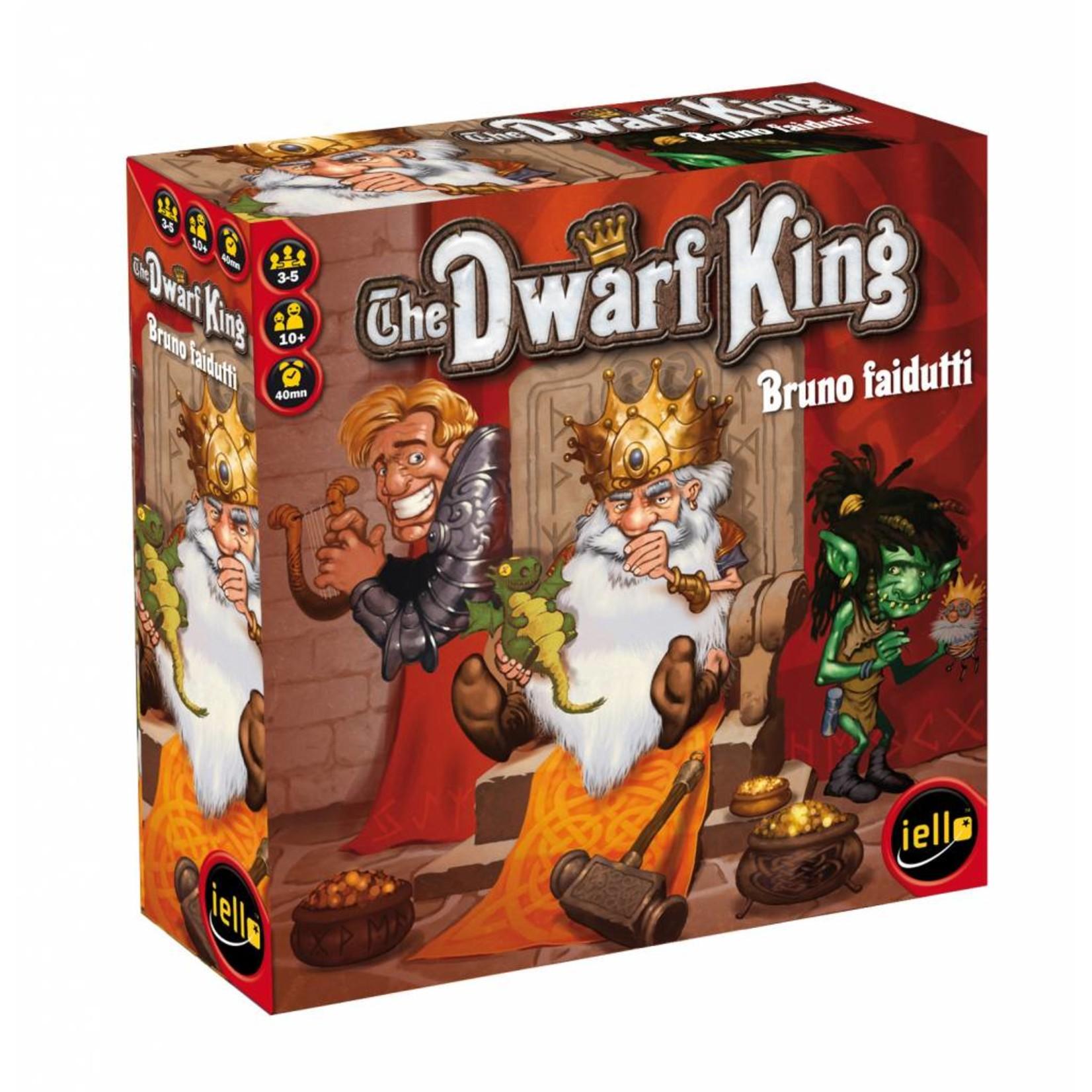Iello The Dwarf King