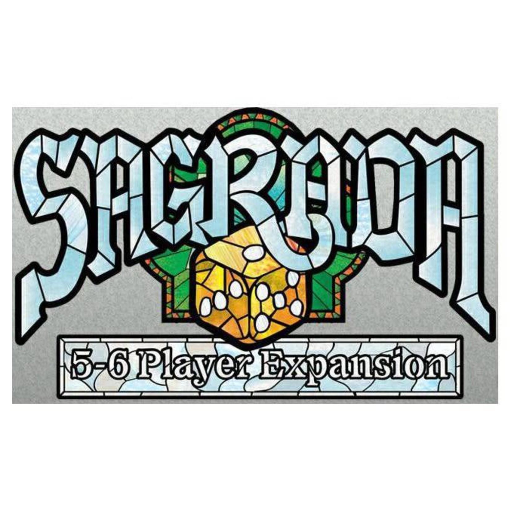 Floodgate Sagrada 5-6 Player Expansion