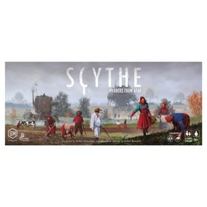 Stonemaier Games Scythe: Invaders from Afar