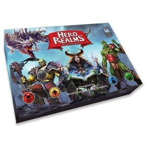 White Wizard Games Hero Realms Deckbuilding Game