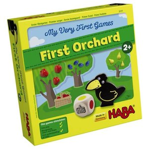 Haba My Very First Game: First Orchard