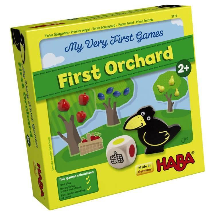 Haba My Very First Games: First Orchard