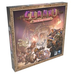 Renegade Clank! Mummy's Curse Expansion