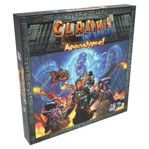 Renegade Clank! In! Space!: Apocalypse! Expansion