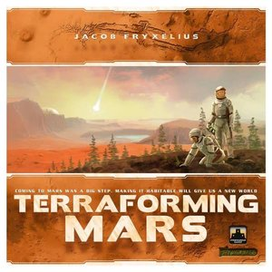 Stronghold Games Terraforming Mars