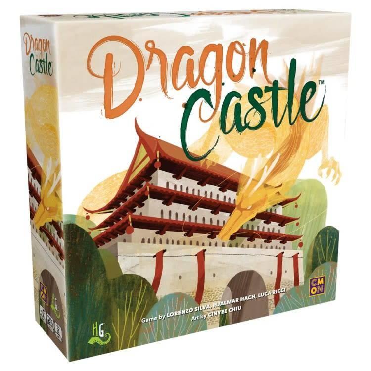 CMON Dragon Castle