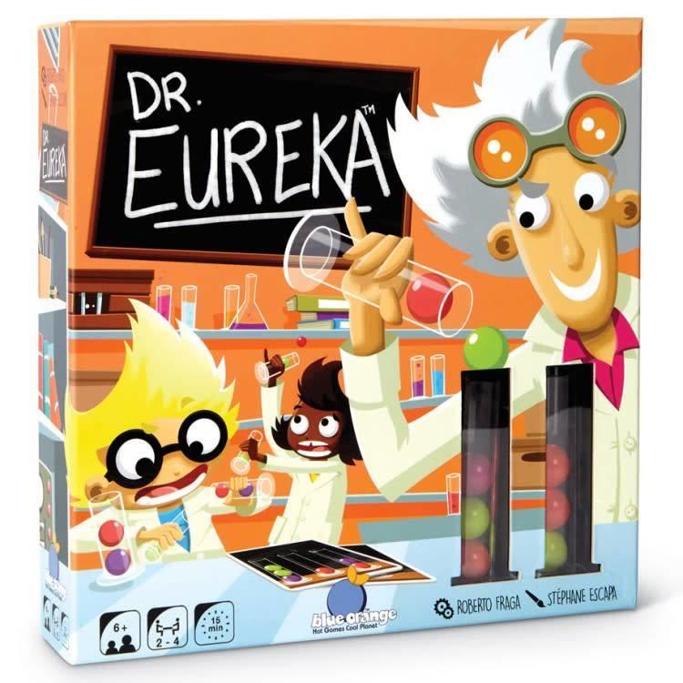 Blue Orange Games Dr. Eureka