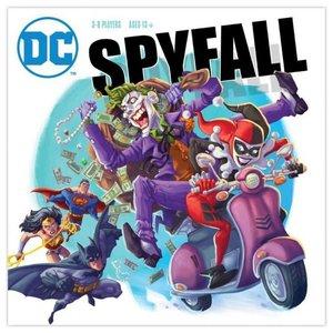 Cryptozoic DC Spyfall