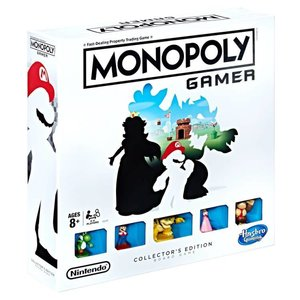 Hasbro Monopoly: Gamer - Collectors Edition