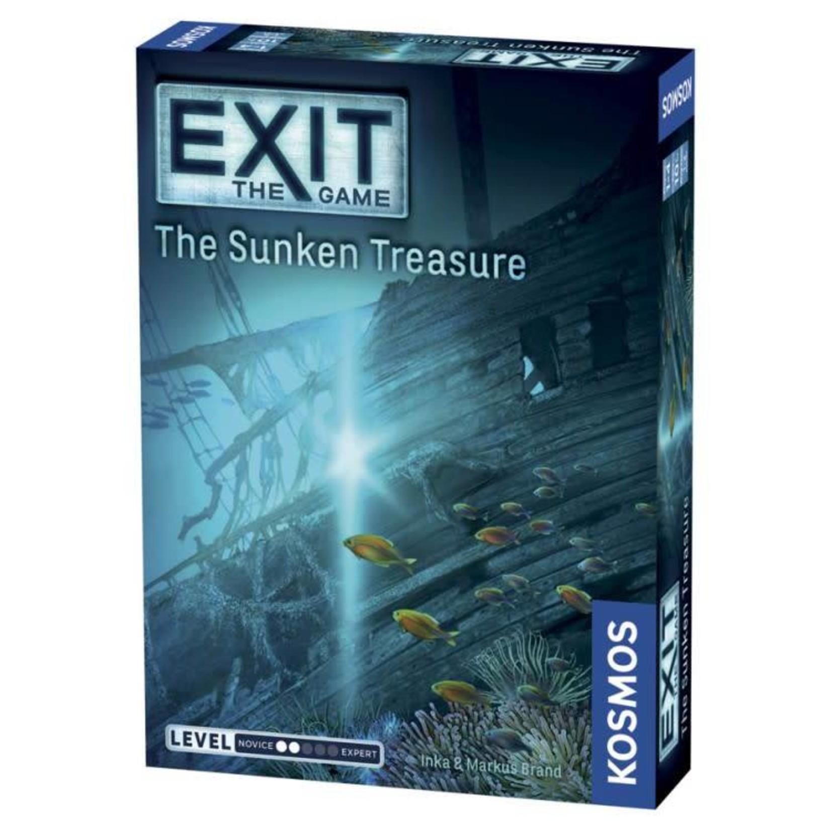 Thames Kosmos Exit: the Sunken Treasure