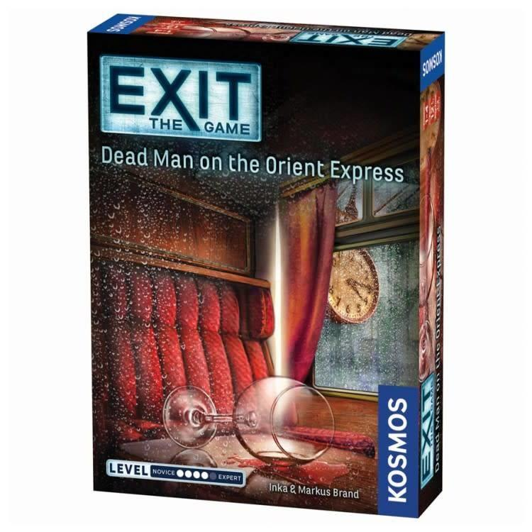 Thames Kosmos Exit: Dead Man on the Orient Express