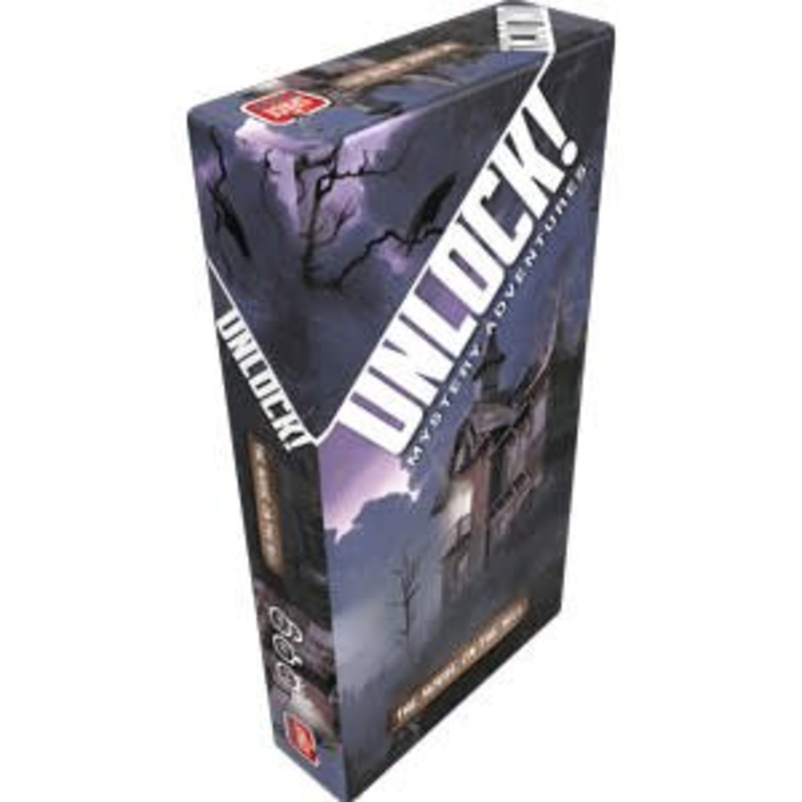 Asmodee Editions Unlock! The House on the Hill