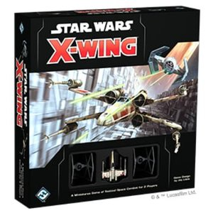 Fantasy Flight Games Star Wars X-Wing: 2nd Edition Core Set