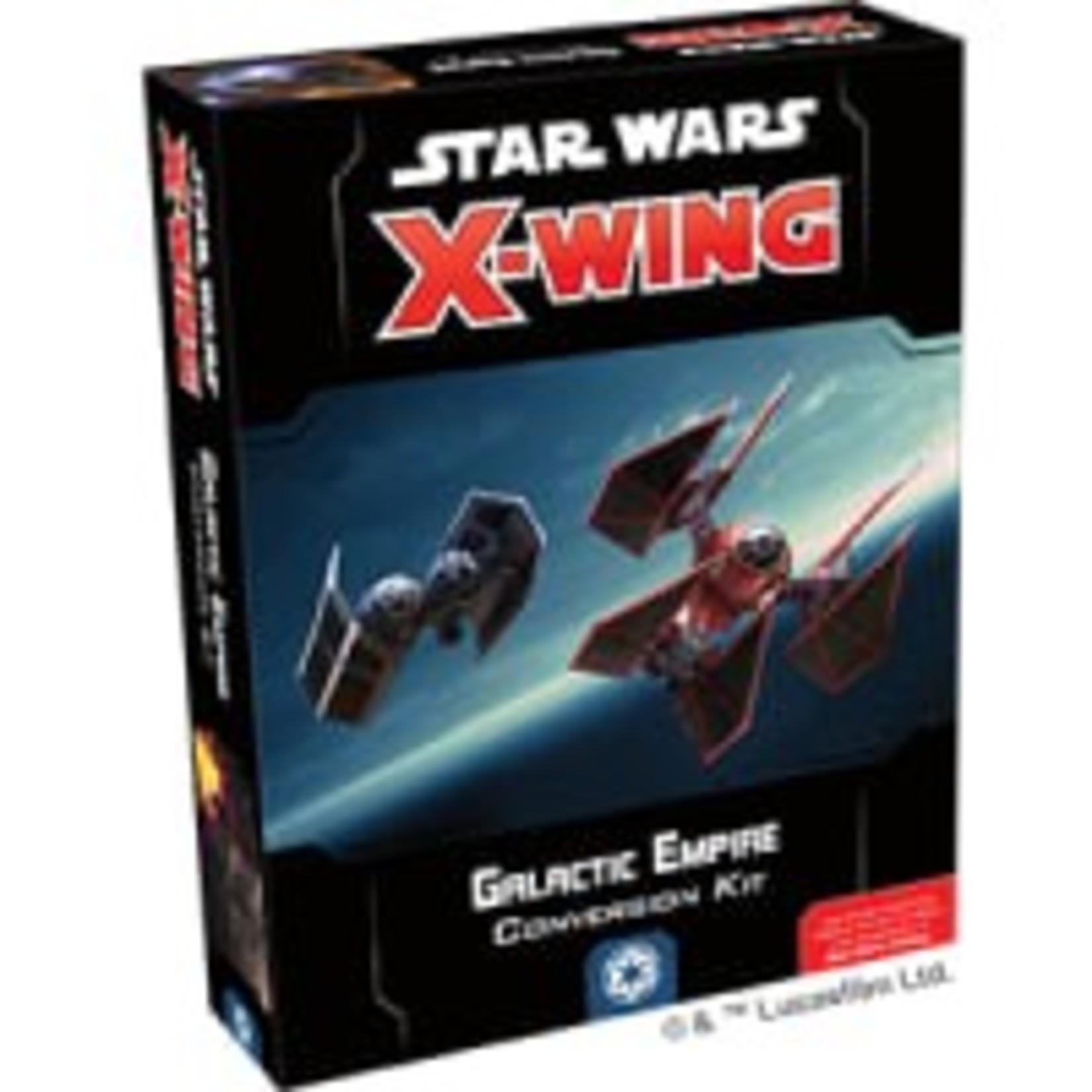 Fantasy Flight Games Star Wars X-Wing 2nd Edition: Galactic Empire Conversion Kit