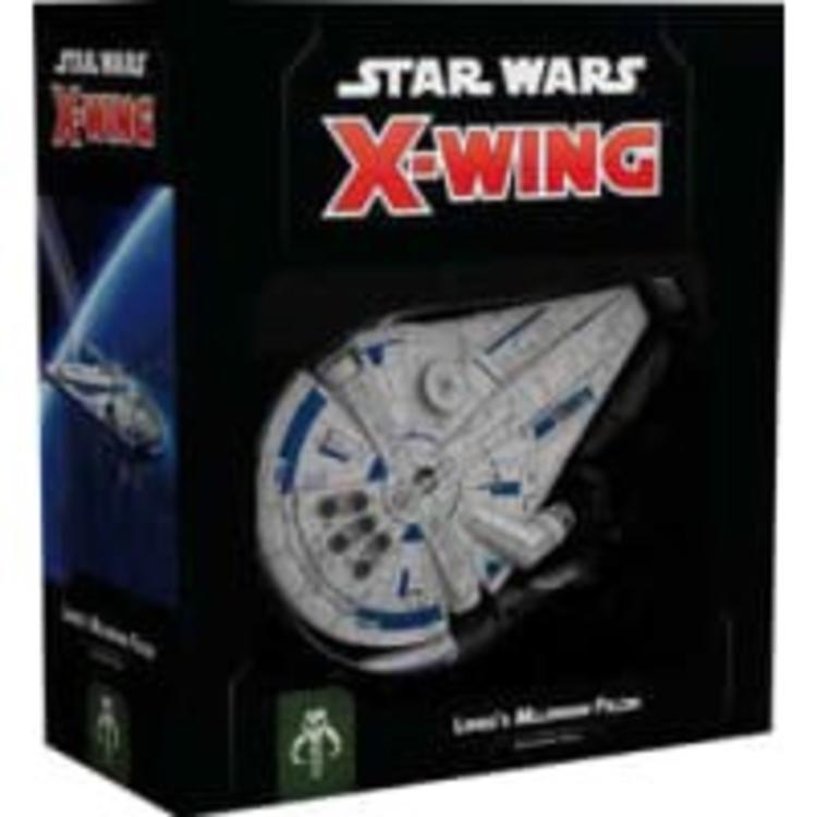 Fantasy Flight Games Star Wars X-Wing 2nd Edition: Landos Millennium Falcon Expansion Pack