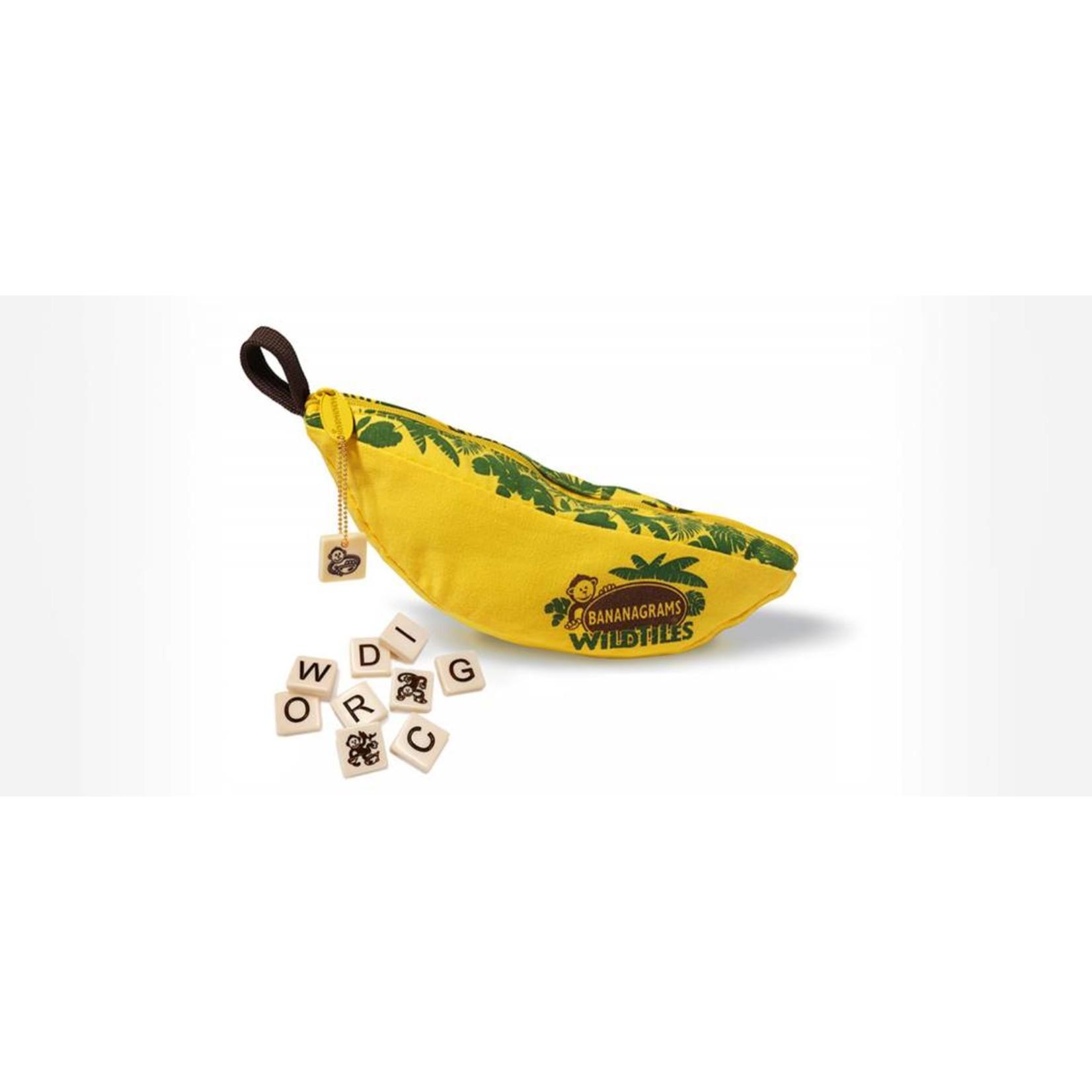 Bananagrams Bananagrams Wild Tiles