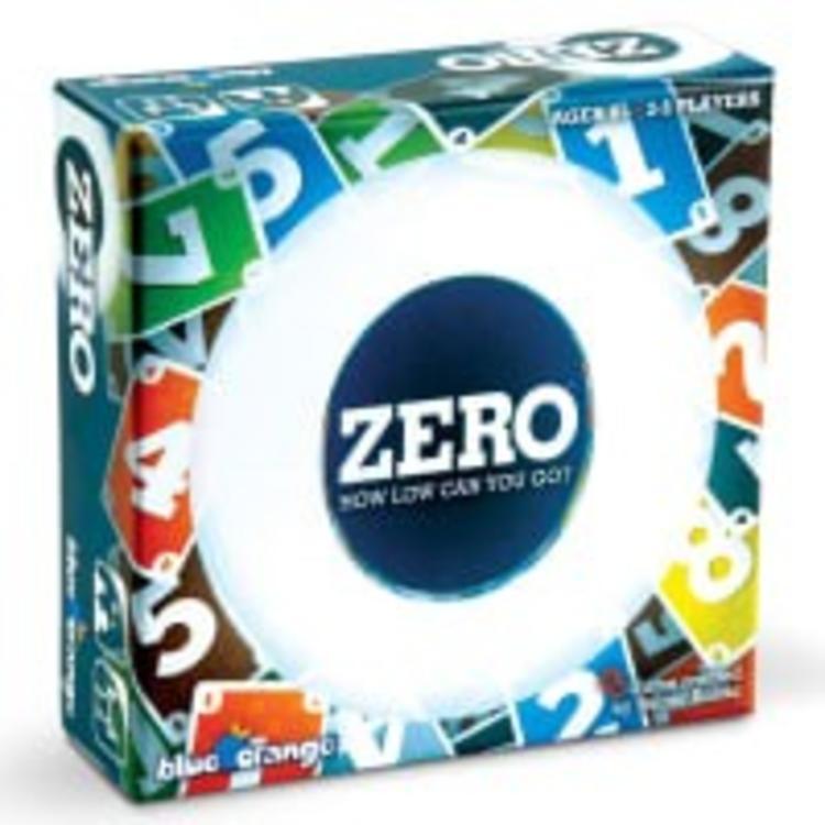 Blue Orange Games Zero Down