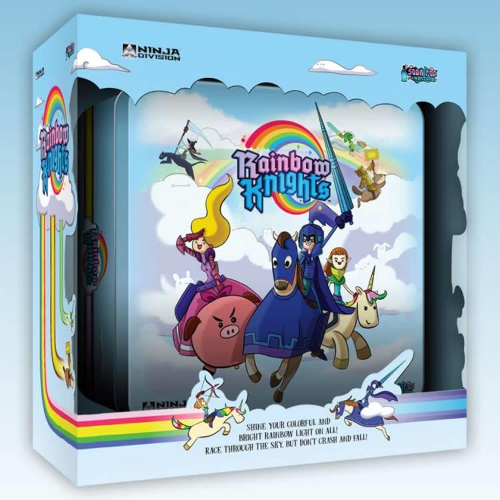 NinjaDivision Rainbow Knights