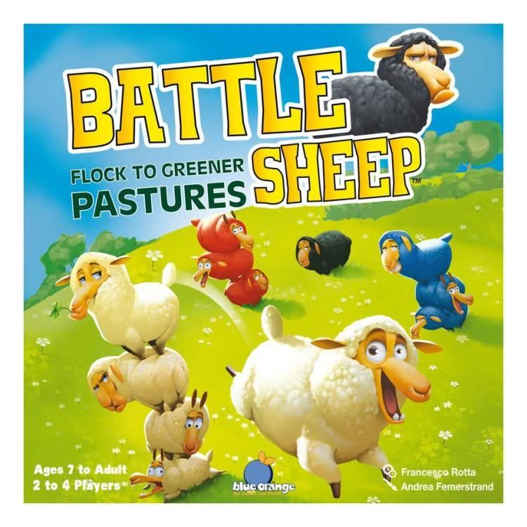 Blue Orange Games Battle Sheep