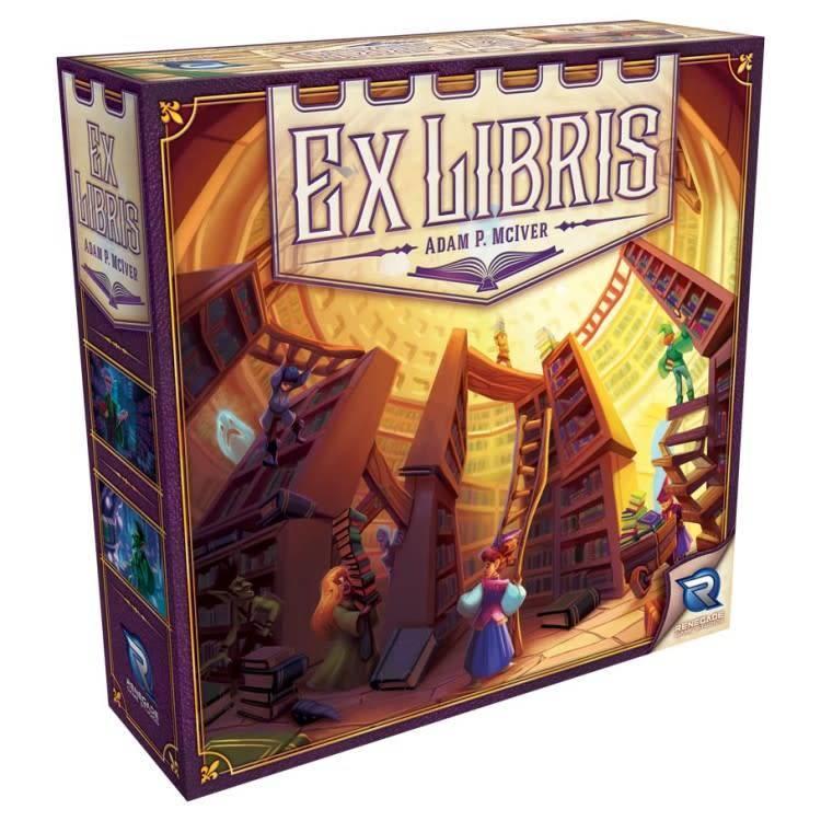 Renegade Ex Libris