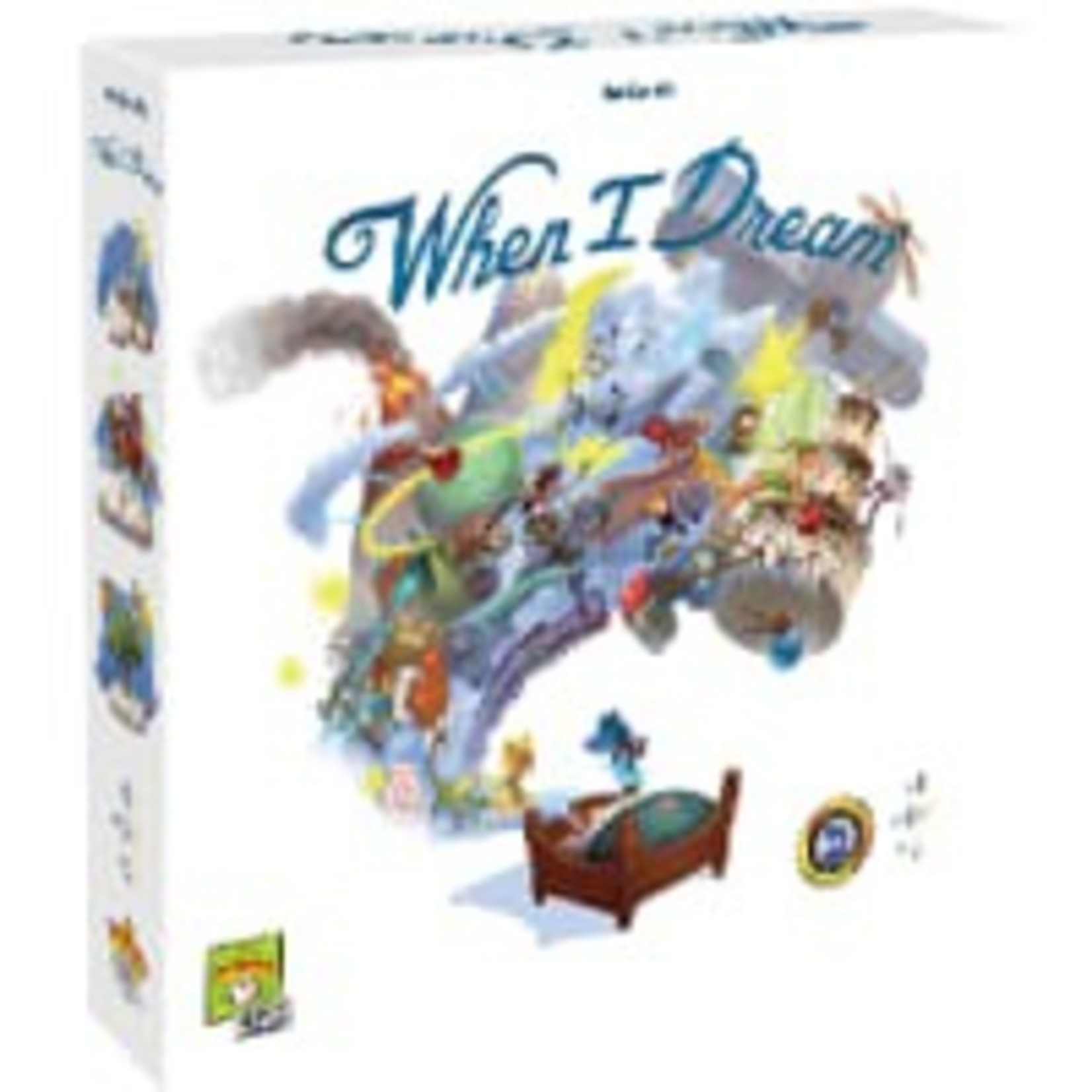 Asmodee Editions When I Dream