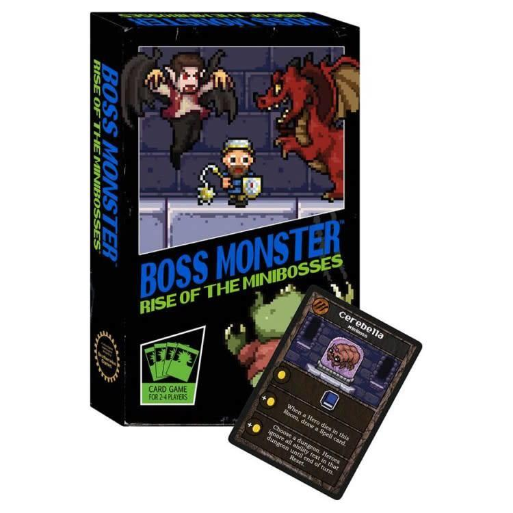 BrotherWise Boss Monster 3: Rise of Minibosses