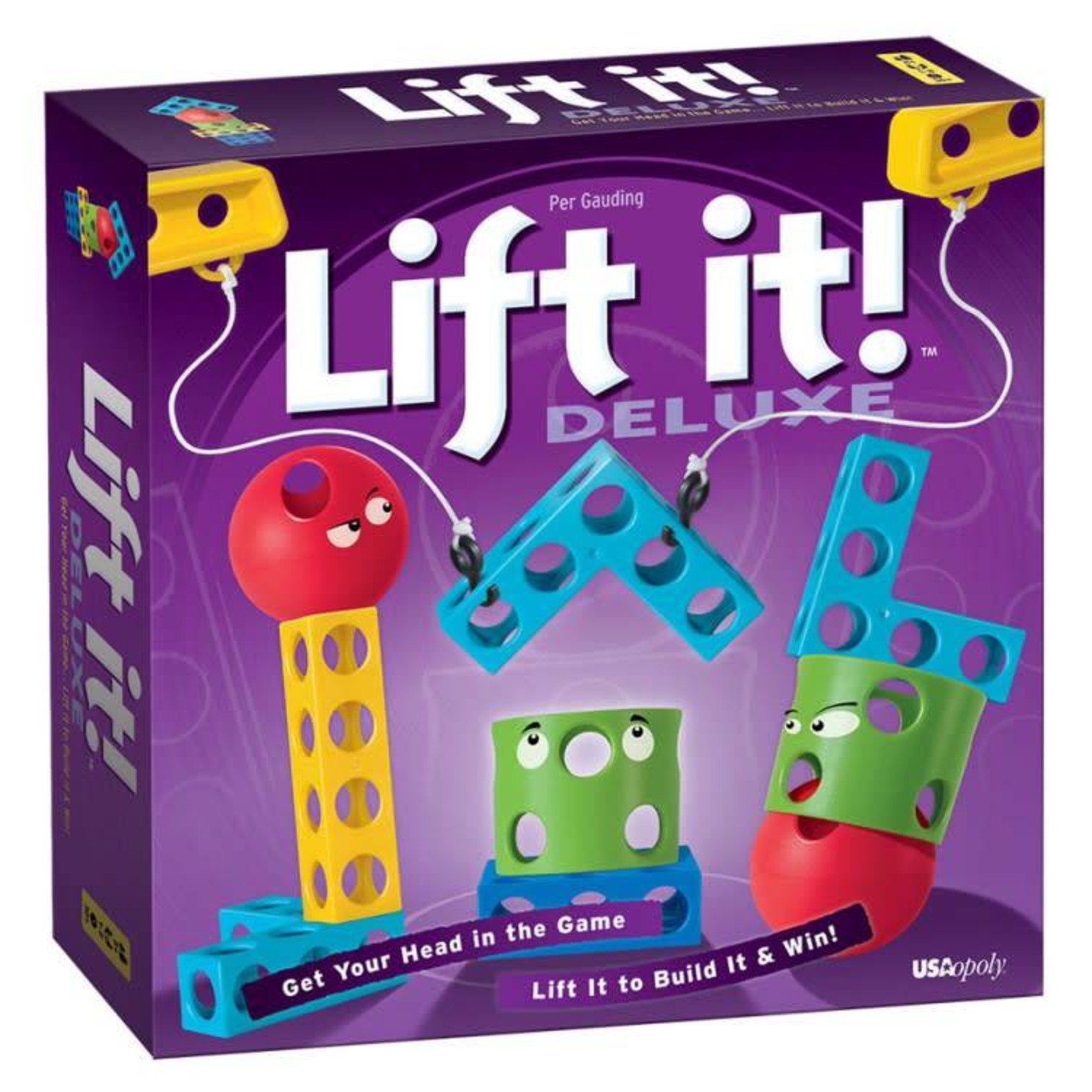 USAoploy Lift It! Deluxe