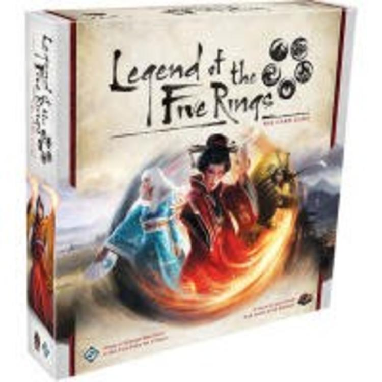 Fantasy Flight Games Legend of the Five Rings Card Game: Core Set