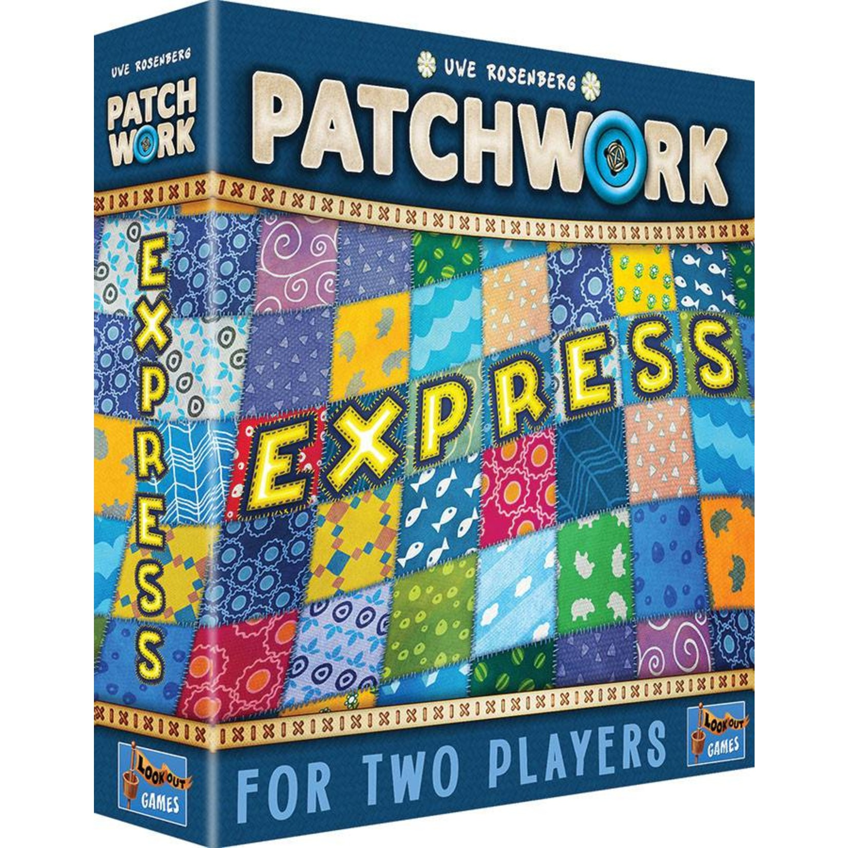 Lookout Games Patchwork: Express