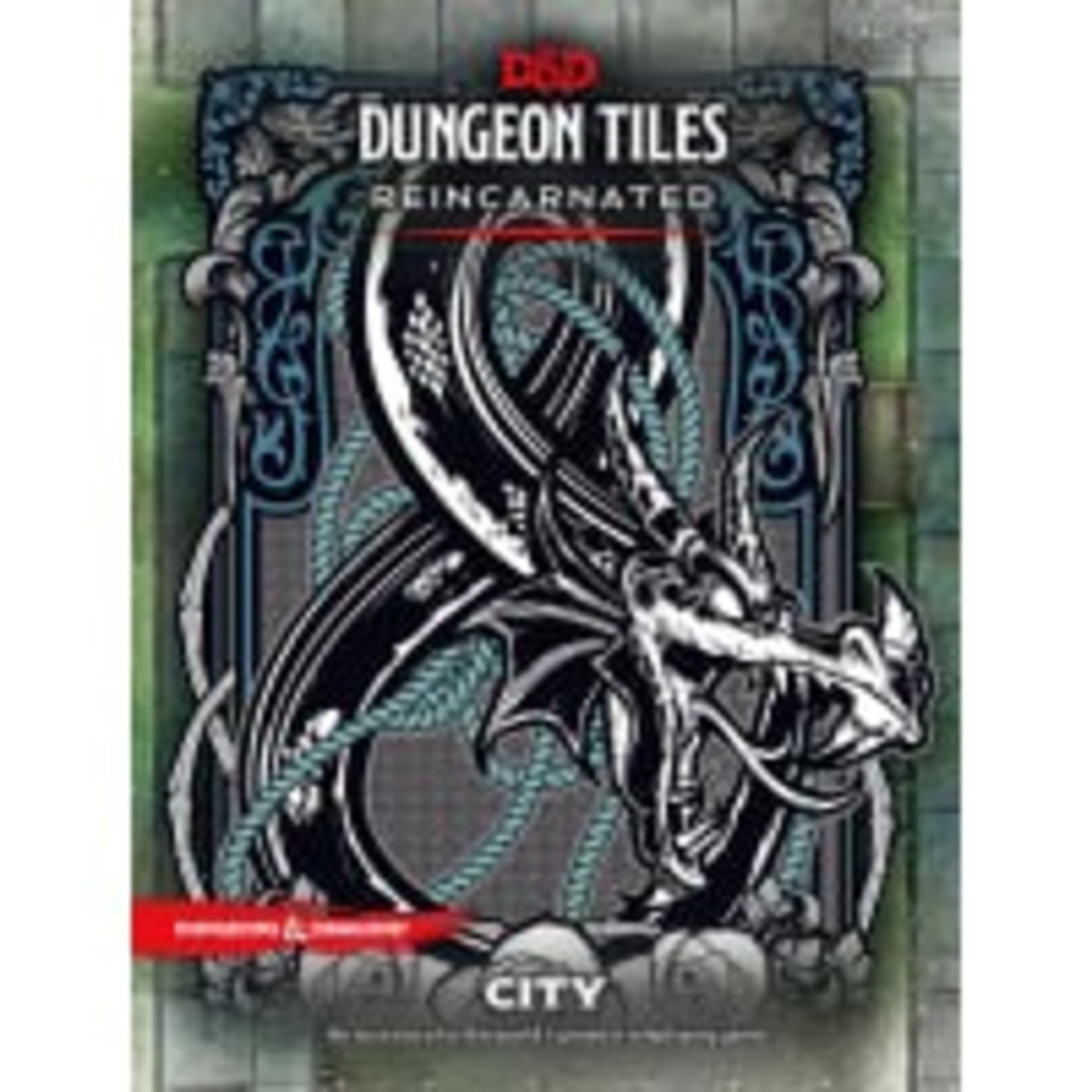 Wizards of the Coast Dungeon Tiles Reincarnated: City