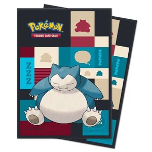Ultra Pro Ultra Pro: Card Sleeves - Snorlax (65)