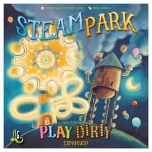 Iello Steam Park: Play Dirty