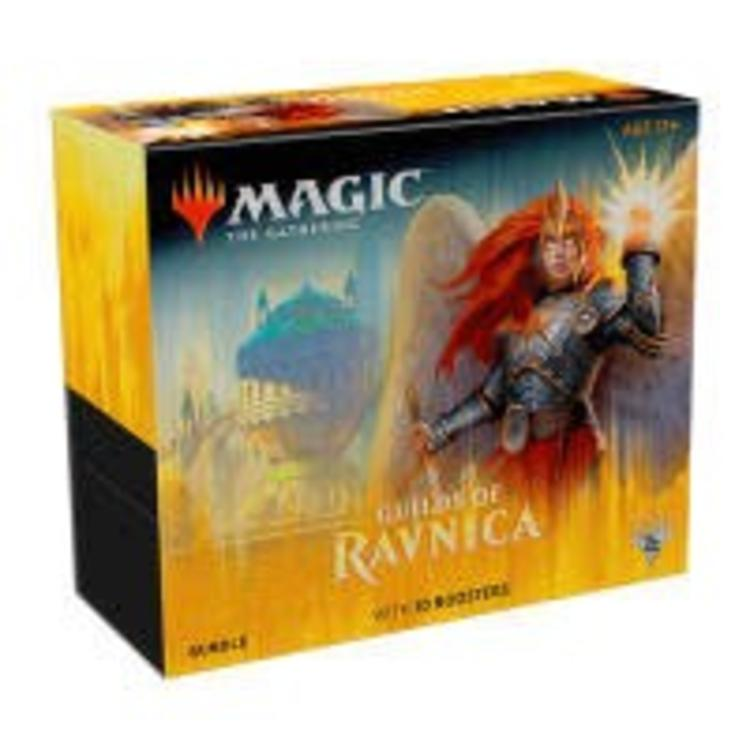 Wizards of the Coast MTG Guilds of Ravnica Bundle