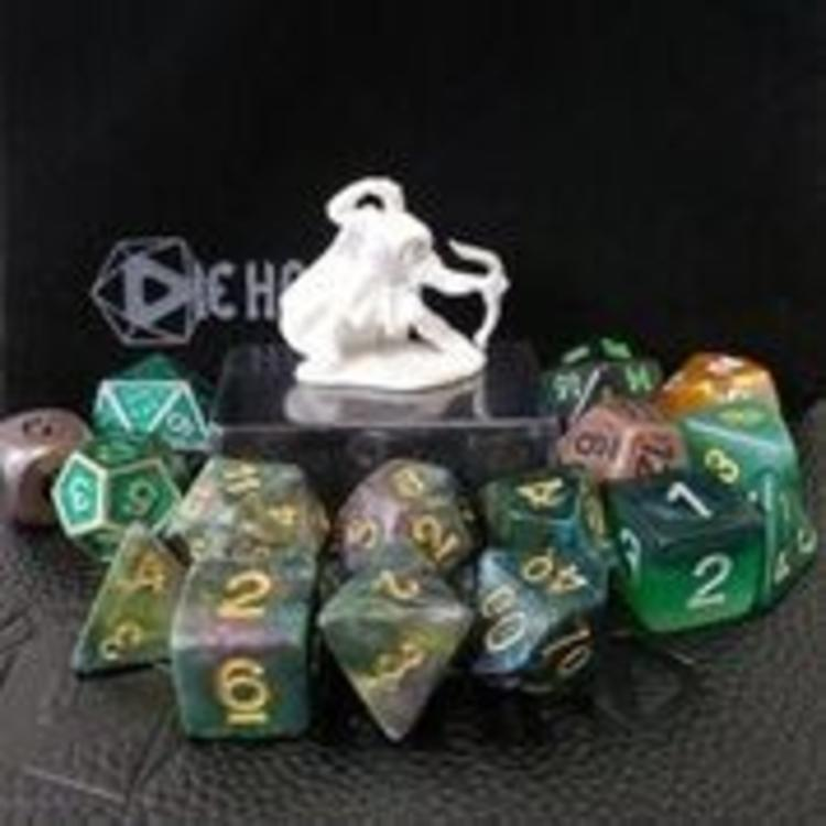 Die Hard Dice Die Hard Dice: Adventure Pack - Ranger Class Male