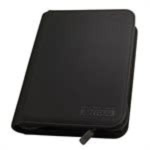 Ultimate Guard Ultimate Guard:  9-Pocket MINI Card Binder Zipfolio - Xenoskin Black