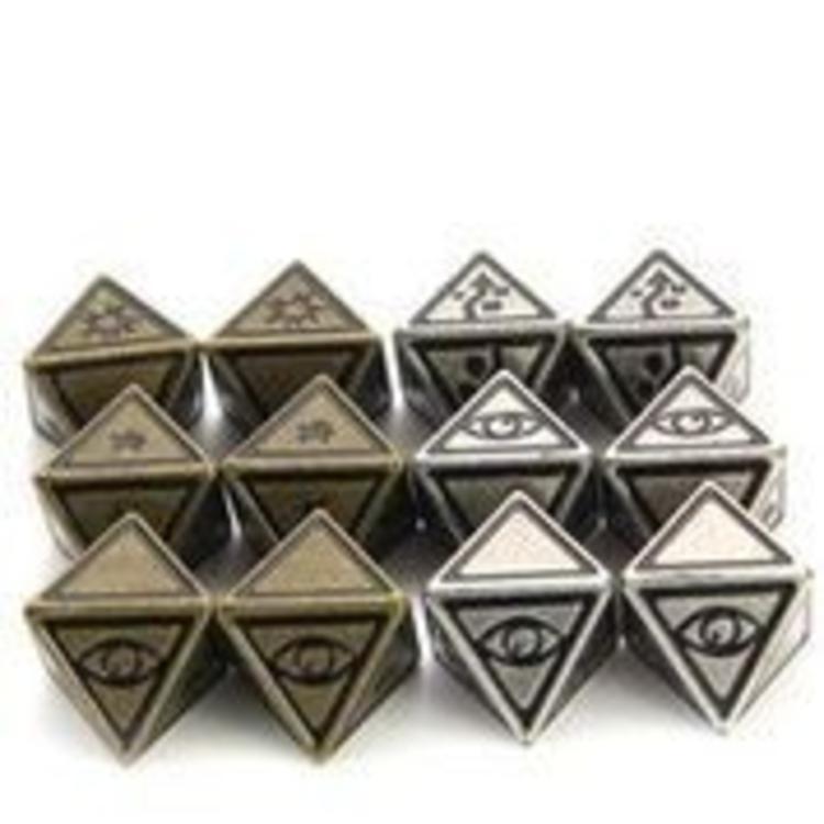 Die Hard Dice Star Wing Dice: Ancient: 12-set