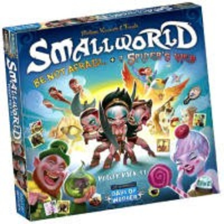 Days of Wonder Small World: Power Pack #1 Expansion