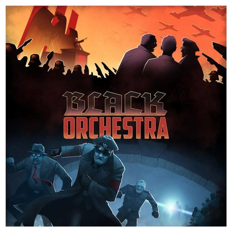 Hit Point Sales BLACK ORCHESTRA 2ND EDITION