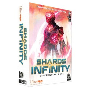Stoneblade Games Shards of Infinity: Deckbuilding Game