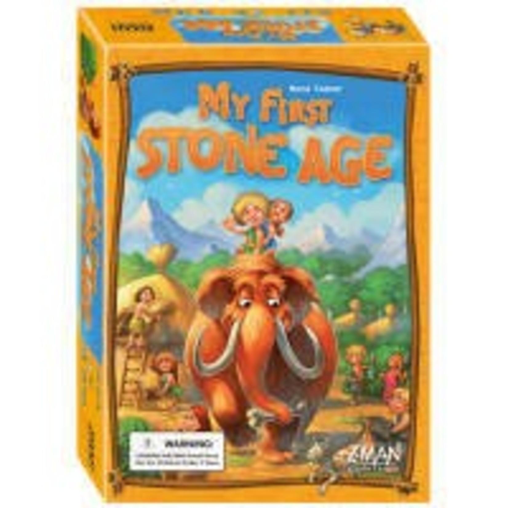 Z-Man My First Stone Age